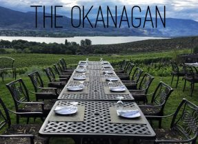 Wine Tasting in Canada's Okanagan Valley