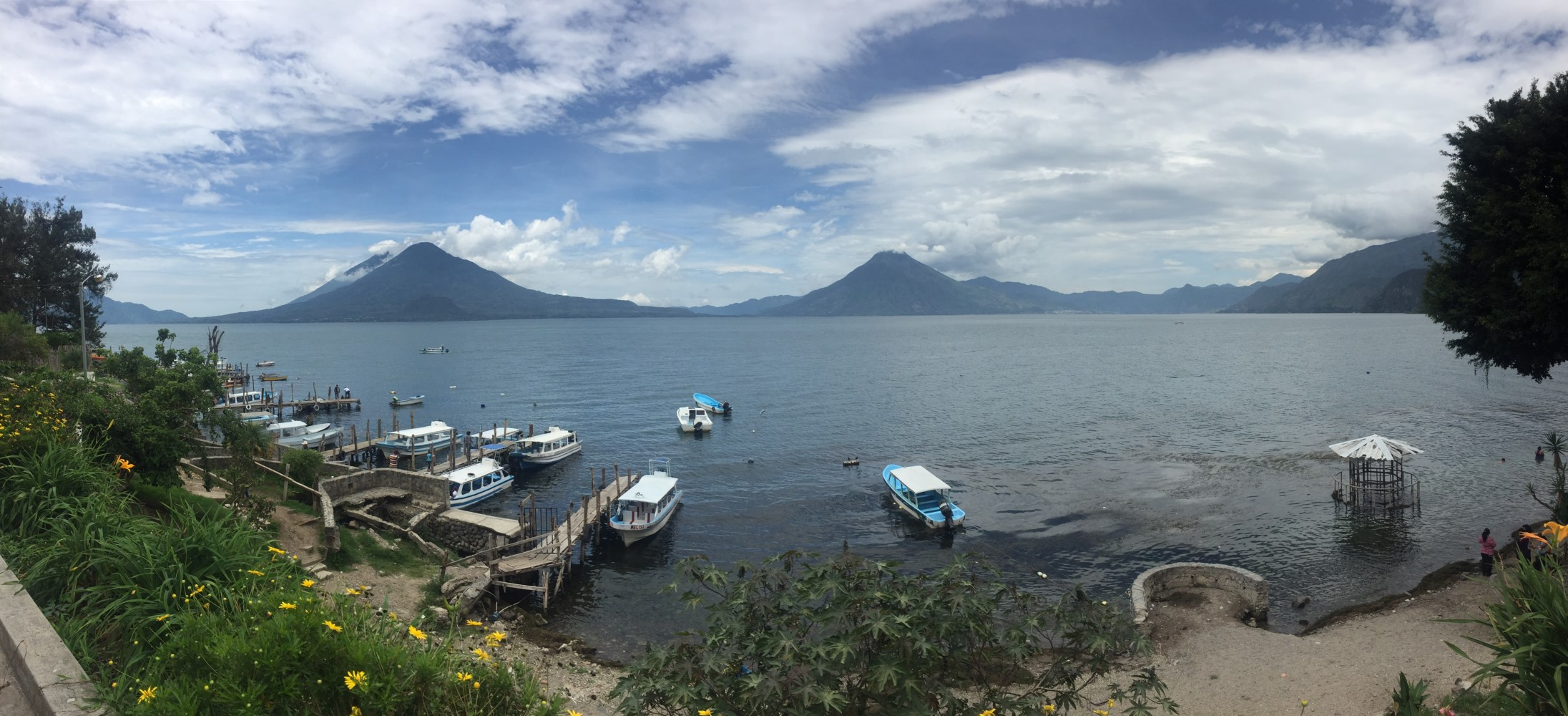 Views of Lake Atitlan